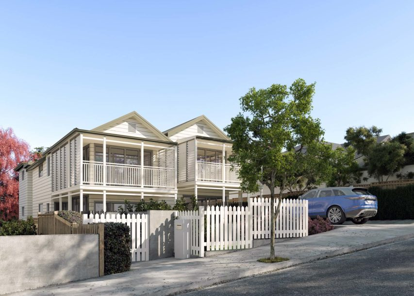Thrupp Street, Neutral Bay