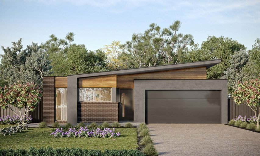 Creation Homes – Façade Range